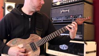 CATTLE DECAPITATION - Mammals in Babylon (Play-through)