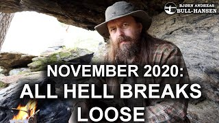 Video: November 2020: 'Bend the knee', Move out, or Stand & fight? - Bull-Hansen