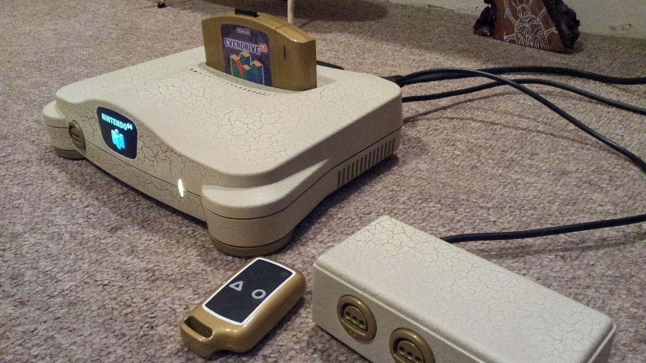 Nintendo Pc Build