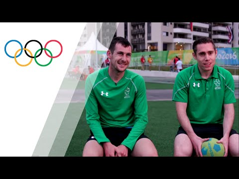 How well do Jason Smyth and Michael McKillop know each other? | Team Mates
