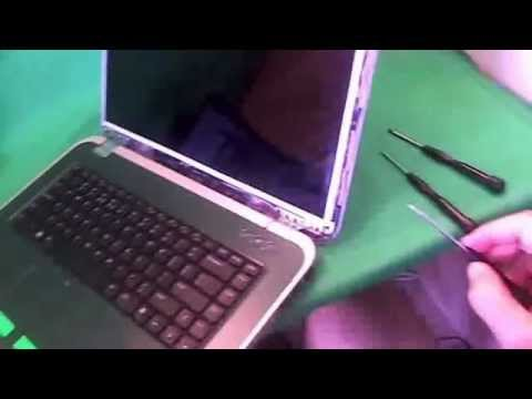 Dell Inspiron 5520 Laptop Screen Replacement Procedure
