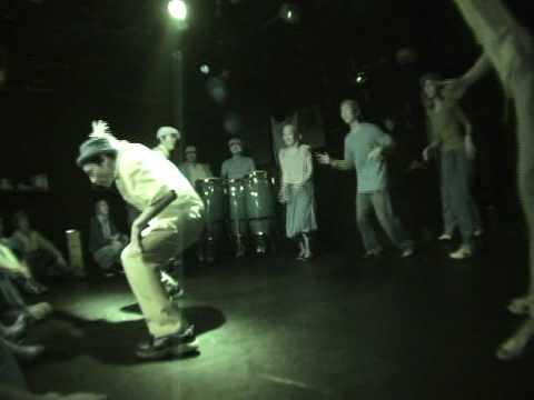 BOP CITY be-bop DANCE battle @Modul Shibuya