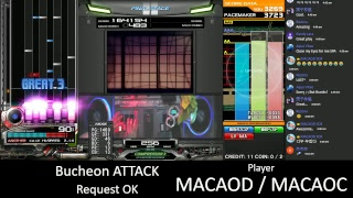 MACAODのIIDX Broadcasting #6
