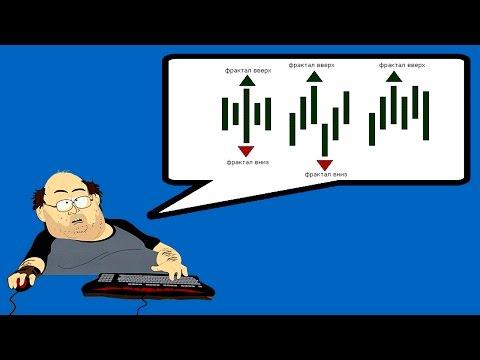 Индикатор фрактал (фракталы) Билла Вильямса! Как использовать в торговле индикатор Фрактал