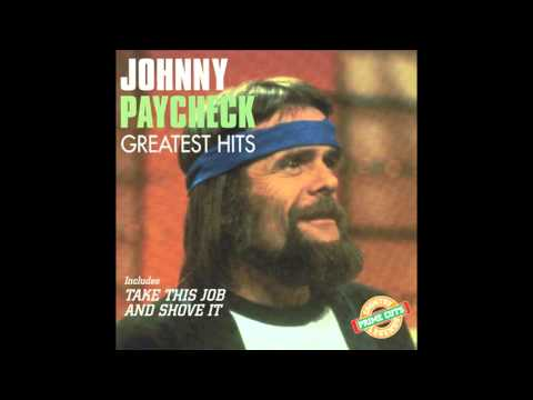 Johnny Paycheck - Love Is A Good Thing