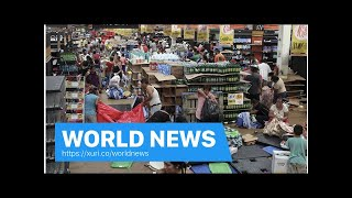 World News - The wave of looting the shop shutters, spreading fear in Venezuela
