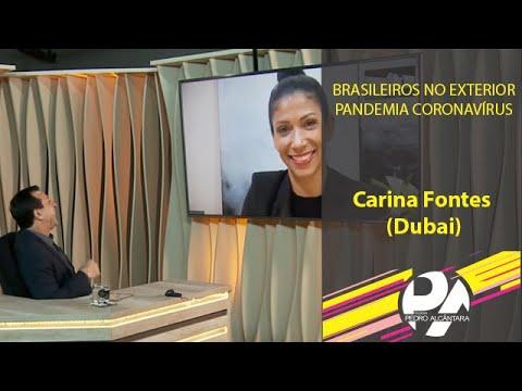 Brasileiros no exterior: pandemia do coronavírus (Dubai)