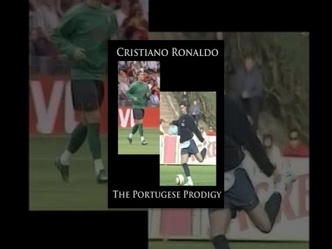 Cristiano Ronaldo: The Portugese Prodigy