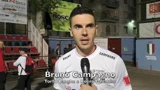 Serie A Banca d'Alba-Moscone - Settima giornata