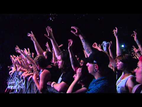Architects - Follow The Water (Live @ Sydney, 2010)