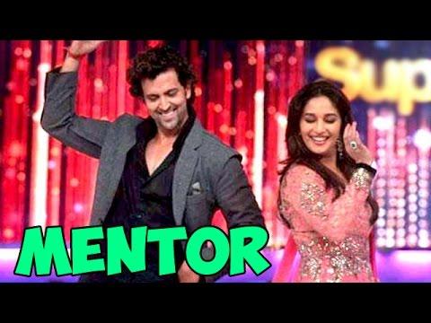 Hrithik Roshan turns mentor for Madhuri Dixit Nene's online academy | Bollywood News