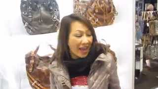 Thai Girls Going Shopping at Christmas - Bicester Village - Pet Shop Boys Shopping