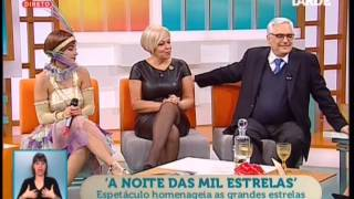 Vanessa Silva, Filipe La Féria, Alexandra - Entrevista (Grande Tarde - SIC)