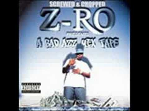 Z-ro-sometimes I Ride video