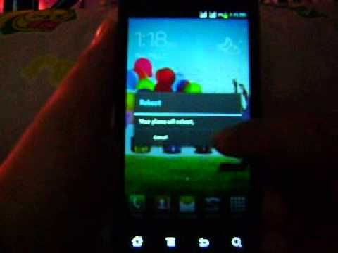 Cherry Mobile Flame 2.0 to Samsung Galaxy S4/S3 Modifications