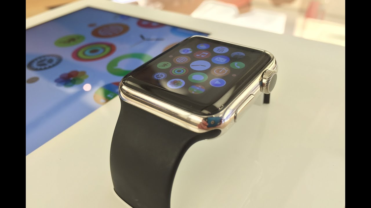 Lock Apple Watch Lock The Apple Watch
