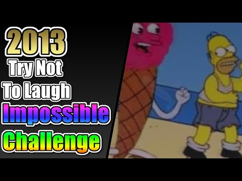 Try Not To Laugh!!! (IMPOSSIBLE CHALLENGE!!!)