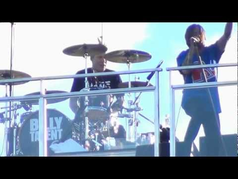 BILLY TALENT - SURPRISE SURPRISE - (and more songs) - QUEBEC CITY - 2012 - HD 1080