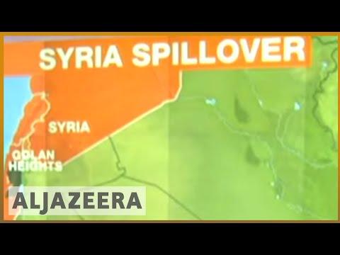 Syria retakes Israeli-occupied Golan crossing