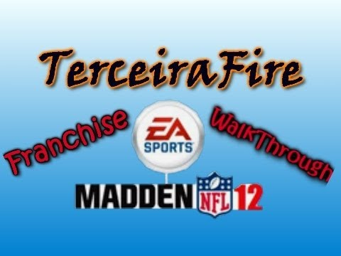 Madden 12 Franchise Mode Walkthrough Off Season Tips/Tricks All Features