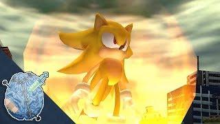 Sonic Adventure (Revisited!) - Part 15: Thunder, rain and lightning