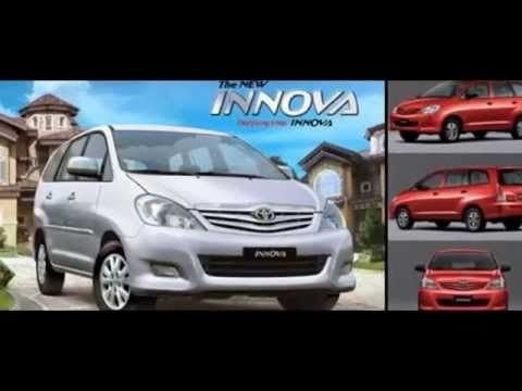 Toyota Innova G - 4 (6+1 Triple AC Luxury SUV) For Hire/Rental Pune
