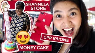 Bumili Ng Gpp Iphone Sa Shannela Store Baguio Happy Birthday Mamay Sienna G