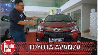 Toyota Avanza (2019)Ala Vellfire, Harga Bermula RM80,888 - RM87,888