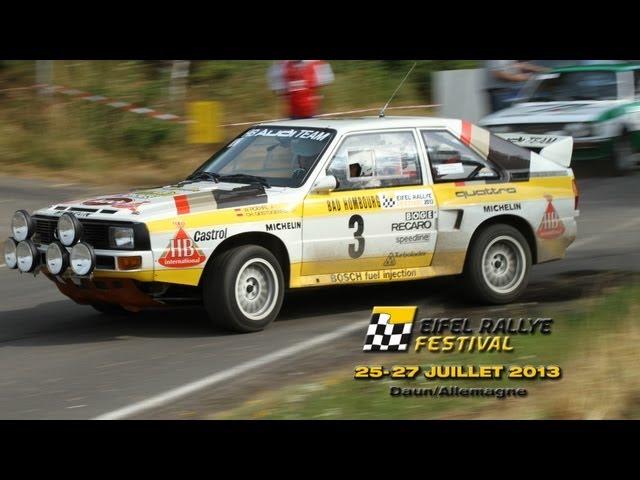 Eifel Rallye Classic Cars Daun 2013 1080HD Pure Sound