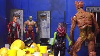 Guardians Of The Galaxy Vol 2 🌌  Episode 5: Prison Break | Toy Play Set | Toy Store - Toys For Kids