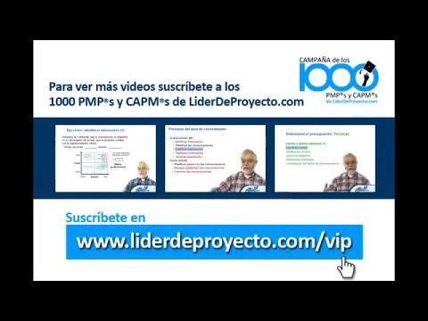 Análisis de preguntas y respuestas tipo examen para la certificación PMP y CAPM