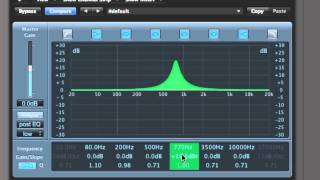 Home Recording Part 5/7: Parametric EQ