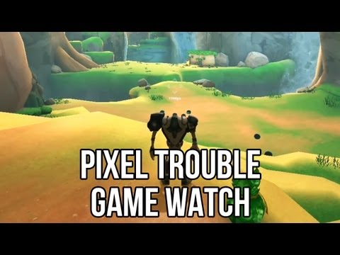 Pixel Trouble (Free PC Action Platformer Game): FreePCGamers Game Watch