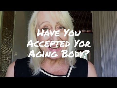 Have You Accepted Your Aging Body? What Gentle Yoga Taught Me About Loving Your Body