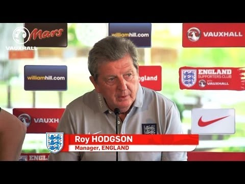 Roy Hodgson | Press Pass
