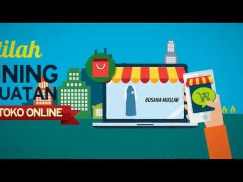 Iklan Training Website & Toko Online