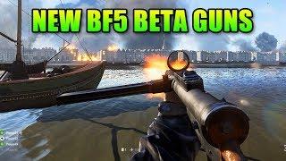 All Battlefield 5 Beta Guns Analyzed