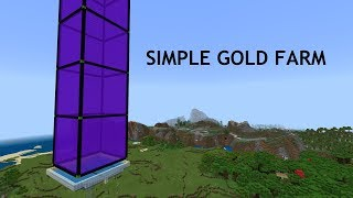 GMO's Simple Gold Farm