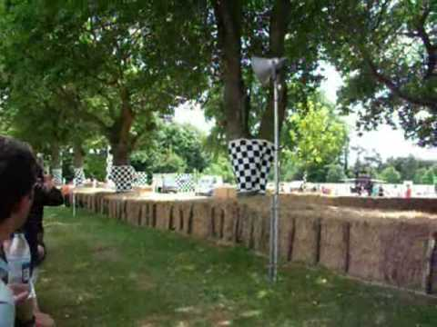 Goodwood Festival of Speed 2009 - Times Online Supercars