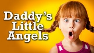 HAPPY FATHER'S DAY VIDEO | Daddy's Little Angels
