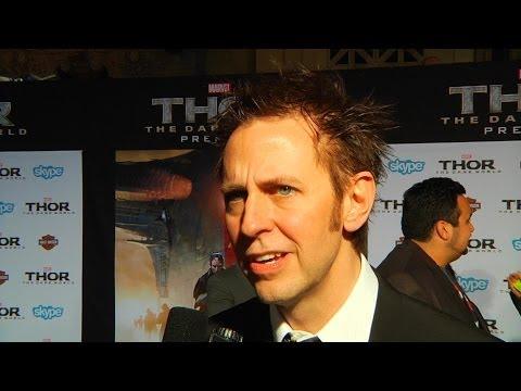 Guardians of the Galaxy - James Gunn Interview
