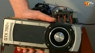Nvidia GeForce GTX 780 Ti Benchmarking Performance