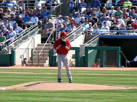 Homer Bailey Pitching