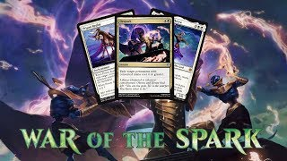 Daily War of the Spark Spoilers — April 18, 2019 | Ugin and Oketra