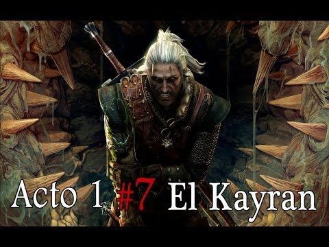 The Witcher 2 | Let's Play en Español | Capitulo 7