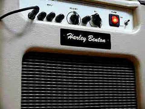 MOD Harley Benton GA5