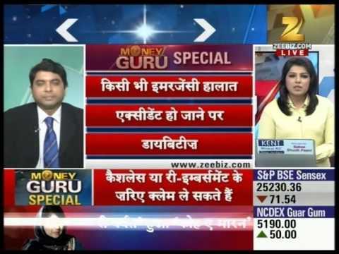 Money Guru : Experts advice on Mediclaim policies
