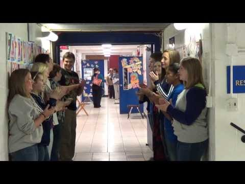 Portersville Christian School Lip Dub 2013
