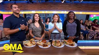 'MVP' your meal: top sandwich recipes for football season | GMA