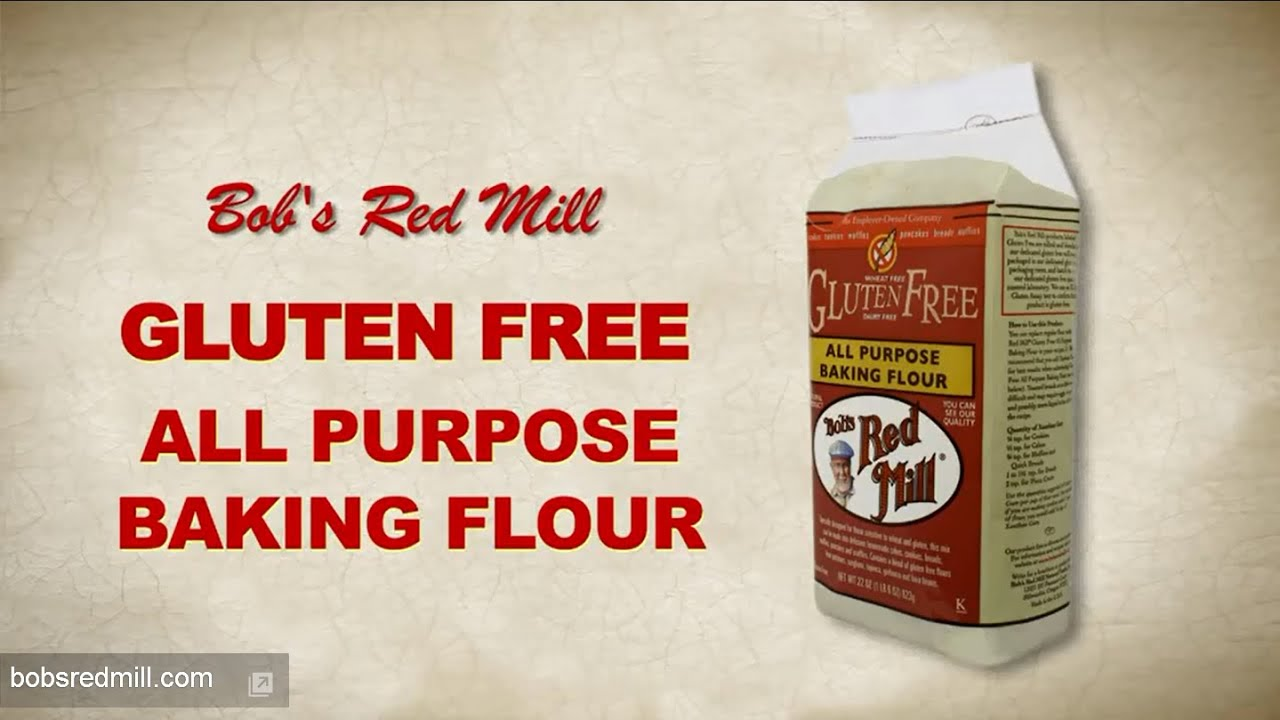 Gluten Free All Purpose Baking Flour | Bob's Red Mill